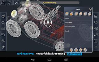 Screenshot of TurboViewer