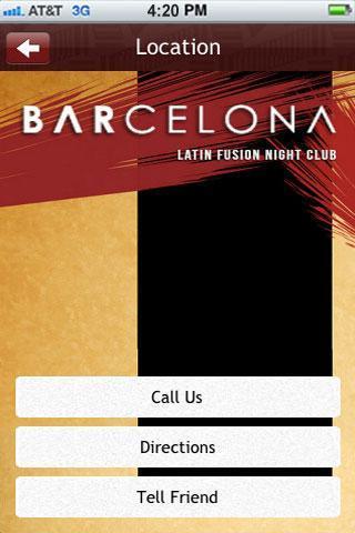Barcelona Latin Fusion Club