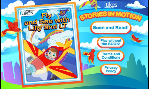 Fly and See with Lilly and LT