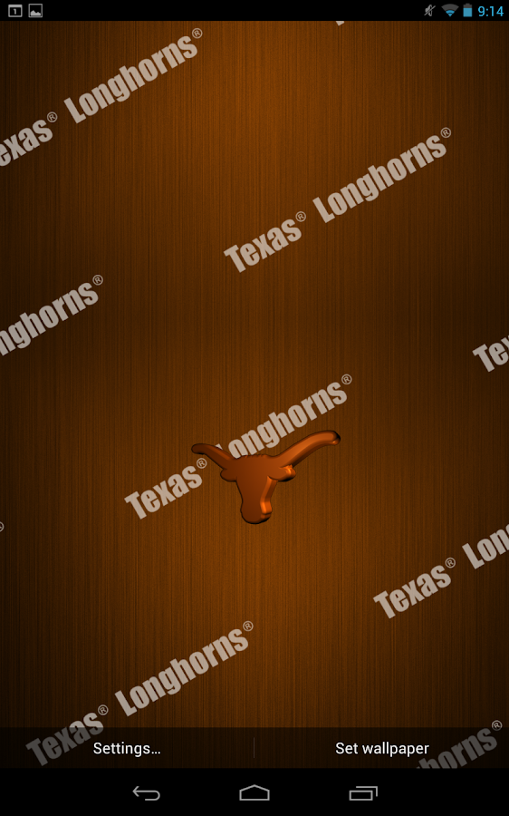 Texas Live Wallpaper HD - screenshot