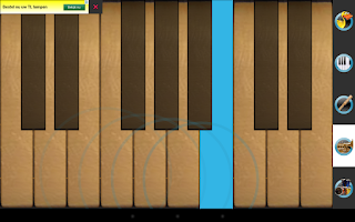 Screenshot of Kid Sound Toys