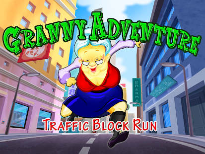 Granny Adventure Run-HD - screenshot thumbnail