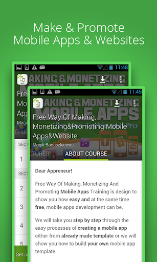 Mobile Apps Business Course