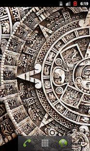 Mayan live wallpaper 1 free