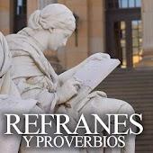 Refranes proverbios y dichos