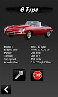 Screenshot of Vroom Car Engines App