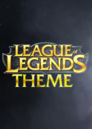 Go League of Legends Theme