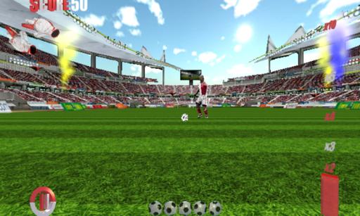 Portero de Fútbol 3D HD
