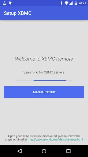 RE-YND's XBMC Kodi Remote
