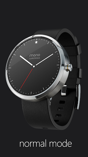 Mono - Wear Watchface