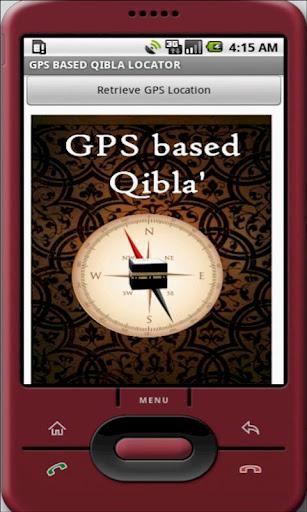 GPS QIBLA LOCATOR