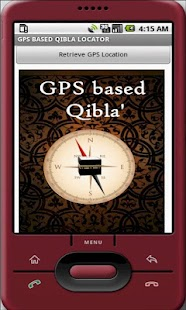 GPS QIBLA LOCATOR - screenshot thumbnail