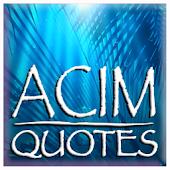 ACIM Quotes