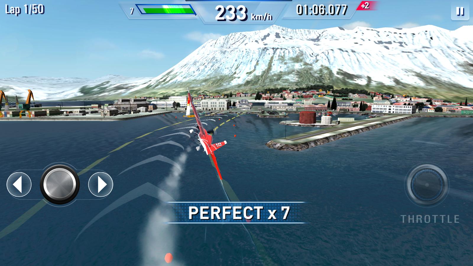 Red Bull Air Race The Game - screenshot