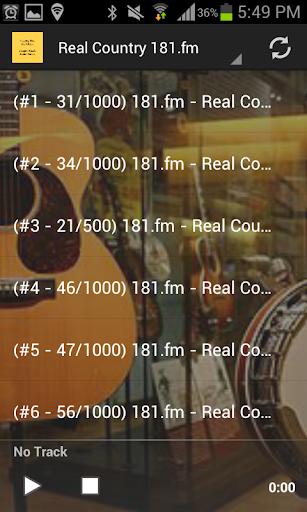 Country Music Radio Stations