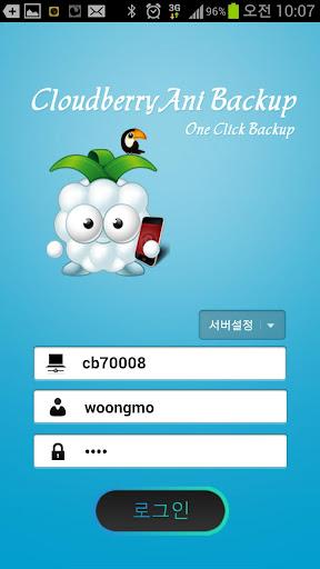 클라우드베리 백업 Cloudberry Backup
