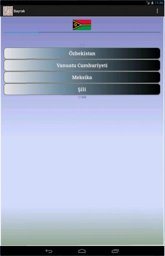 【免費益智App】Bayrak Bilgi Yarışması-APP點子