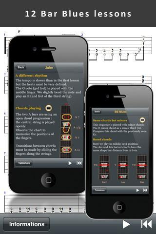 Blues Guitar: E-Blues- screenshot