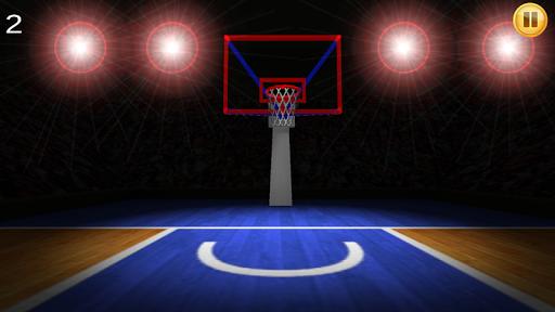 篮球抛3D