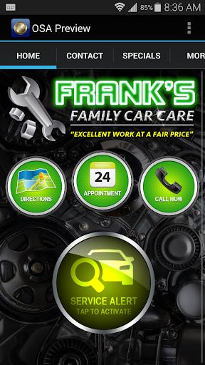 Franks Family Car Care