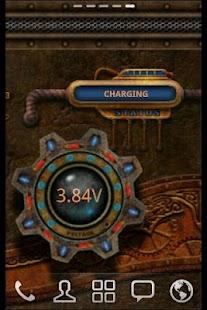 Steampunk Time Live Wallpaper- screenshot thumbnail