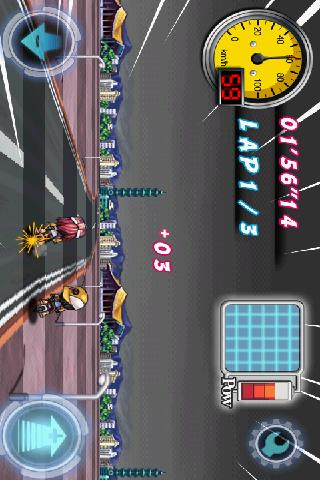 Bike Striker - screenshot