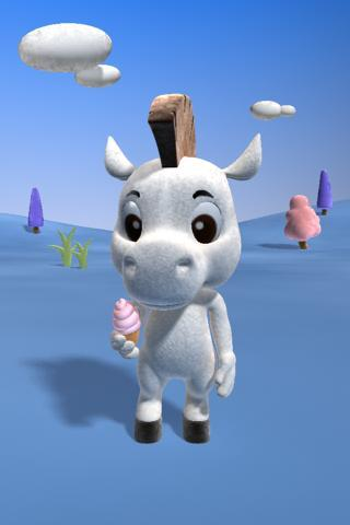 Talking Pony - screenshot