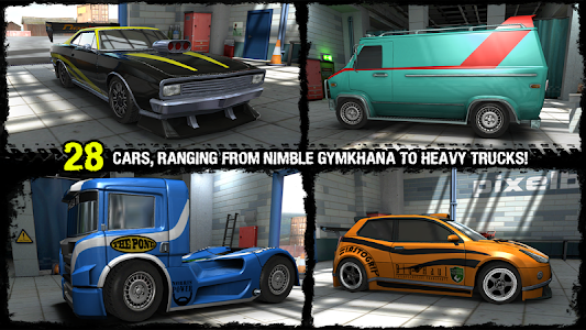 Reckless Racing 3 v1.0.9