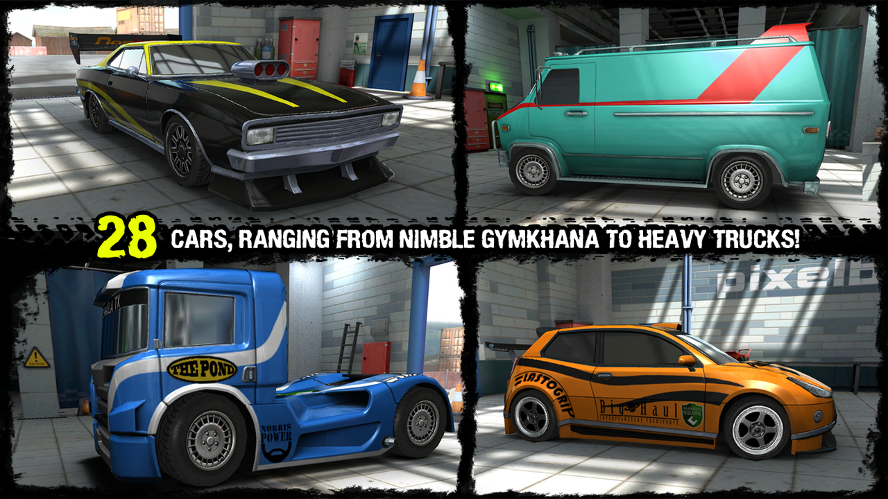 Reckless Racing 3 screenshot #15