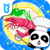 My Baby Chef: Panda's kitchen