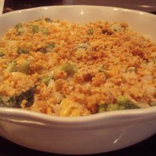Vernita's Broccoli Casserole.