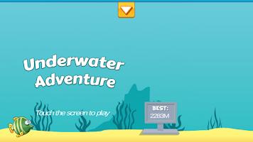 Screenshot of Underwater Fish Adventure Game