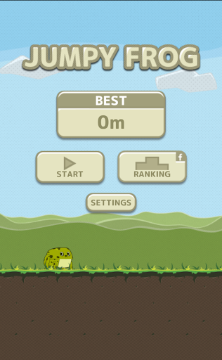 JUMPY青蛙