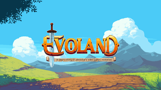 Evoland- miniatura screenshot