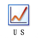 U.S. Stock Quotes Widget (SMS) logo