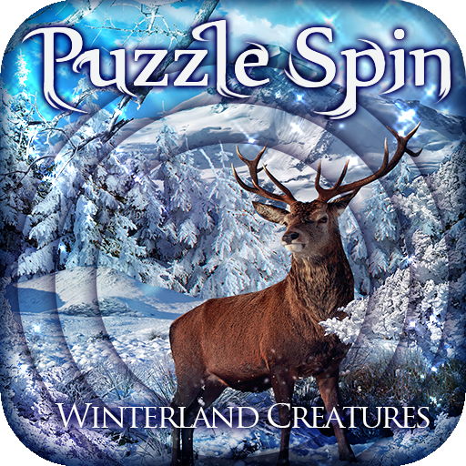 PuzzleSpin - Winter Creatures 解謎 App LOGO-APP試玩