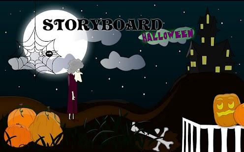 Storyboard Halloween 娛樂 App-癮科技App