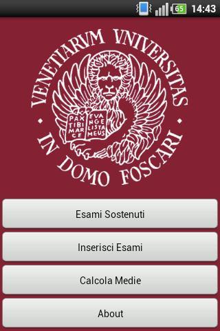 Libretto Unive- screenshot