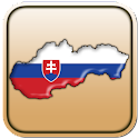 Map of Slovakia icon
