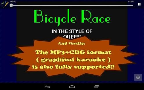 Karaoke - Sing Me (Free/Lite) - screenshot thumbnail