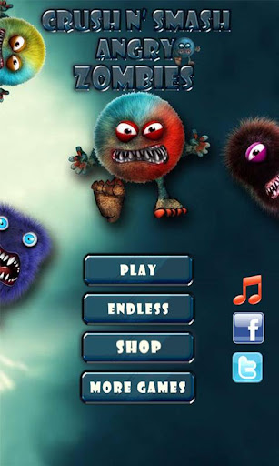 Crush 'n Smash: Monster Zombie