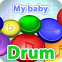My baby Drum icon