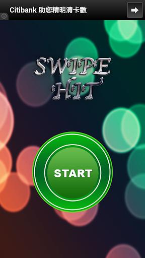 Swipe Hit