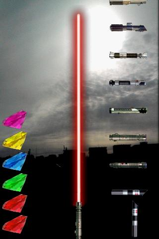 how to get different lightsabers in swtor