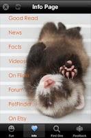 Screenshot of Ferret+ Free