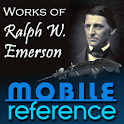 Works of Ralph Waldo Emerson logo