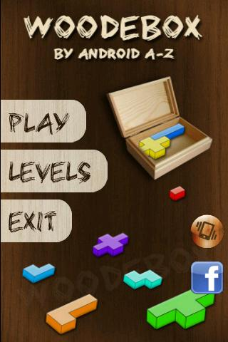 Woodebox Puzzle FREE - screenshot