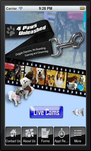 【免費商業App】4 Paws Unleashed-APP點子