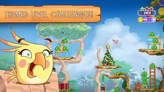 Angry Birds Slingshot Stella Screenshot 12