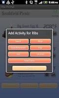 Screenshot of The Pit Pal BBQ App